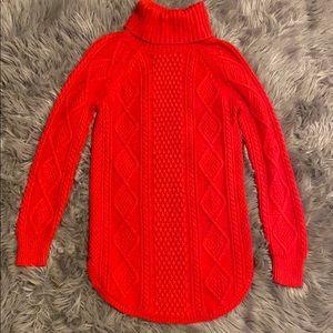 Dress sweater